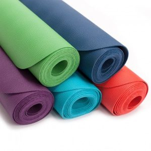 Yogamatte für Yoga Praxis