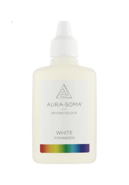 Aura-Soma Pomander Duftessenzen weiß