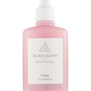 Aura-Soma Pomander Duftessenzen pink