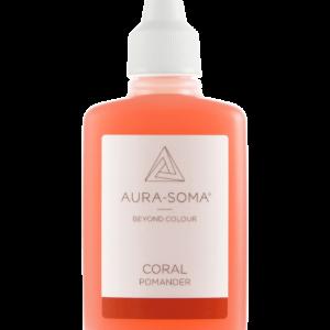 Aura-Soma Pomander Duftessenzen koralle