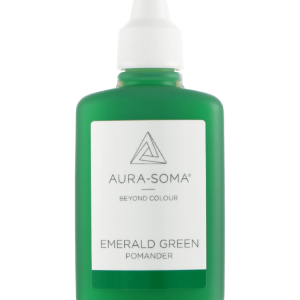 Aura-Soma Pomander Duftessenzen smaragdgrün
