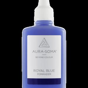 Aura-Soma Pomander Duftessenzen königsblau