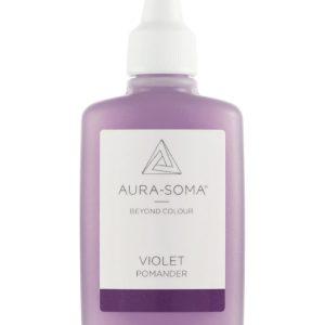 Aura-Soma Pomander Duftessenzen violett