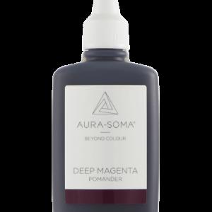 Aura-Soma Pomander Duftessenzen dunkel magenta